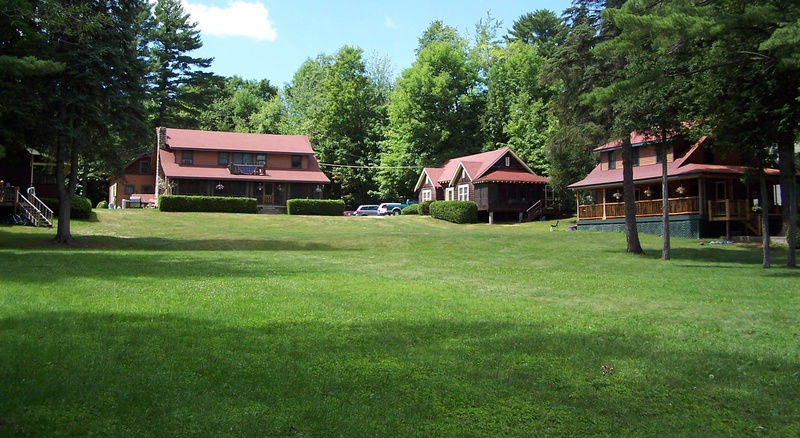 Chamlar Lakefront Family Resort & Cottages - Directions & Map